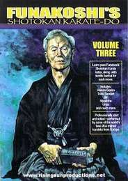 Funakoshi's Shotokan Karate-Do Vol.3