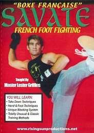 Savate French Foot Fighting