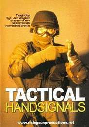 Tactical Handsignals