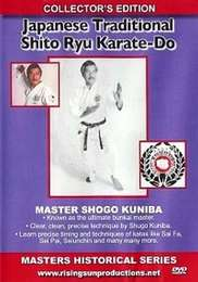Japanese Traditional Shito Ryu Karate-Do