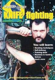 Brazilian Jungle Knife Fighting