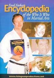 Encyclopedia Who is Who in Martial Arts