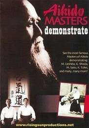 Aikido Masters Demonstrate