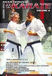 Mastering Shorin Ryu Karate Vol.4