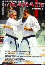 Mastering Shorin Ryu Karate Vol.6