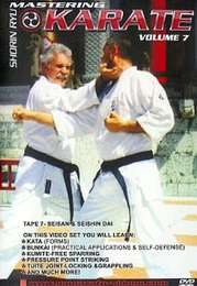 Mastering Shorin Ryu Karate Vol.7