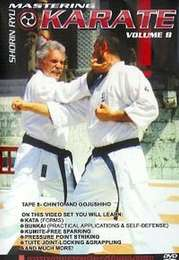 Mastering Shorin Ryu Karate Vol.8