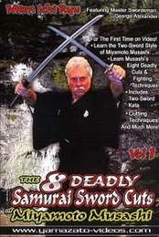 The 8 Deadly Samurai Sword Cuts Vol.1