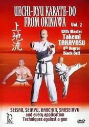 Okinawa Uechi Ryu Karate-Do by Takémi Takayasu 8.Dan Vol.2