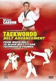 Taekwondo your Black Belt Passport
