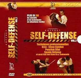 Self-Defense Vol.2 4 DVD Box Set