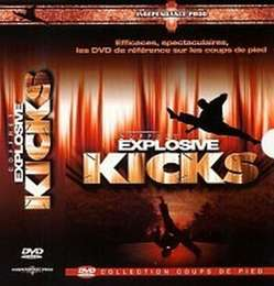 Explosive Kicks 3 DVD Box Set
