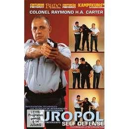 DVD  EUROPOL SELF DEFENSE