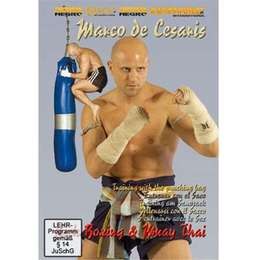 DVD Muay Thai - Kick Boxing
