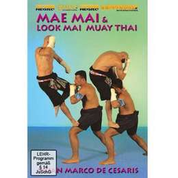 DVD Mae Mai & Look Mai - Muay Thai