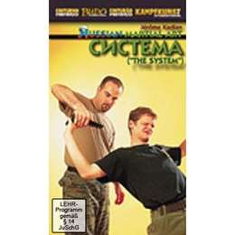 DVD Russian Martial Art