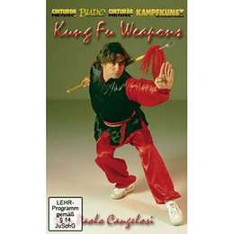 DVD Kung Fu Weapons