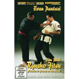DVD Kyusho Jitsu Techniken am Kopf (Vol. 3)