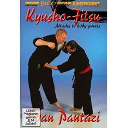 DVD Kyusho -Jitsu, Attacks to Body Points