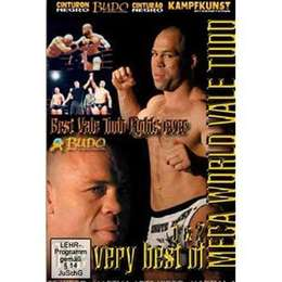 DVD The very Best of Meca World Vale-Tudo Vol. 1/2