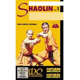 DVD Shaolin Temple Chi Kung, Vol. 1