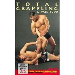 DVD Total Grappling & Vale Tudo Evolution