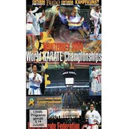 DVD Monterrey 2004 - World Karate Championships