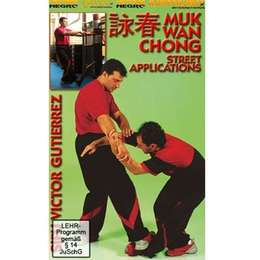 DVD Muk Wan Chong - Street Applications