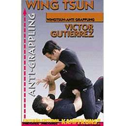 DVD Wing Tsun - Anti Grappling