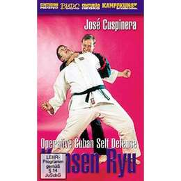 DVD Operative Cuban SD Kansen Ryu