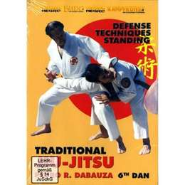 DVD Ju-Jitsu Traditional Vol. 1