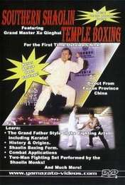 Southern Shaolin Temple Boxing