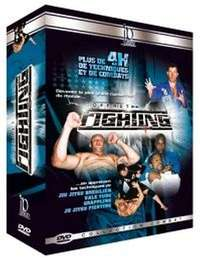 Fighting 3 DVD Box