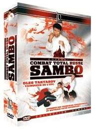 Russisches Sambo 2 DVD Box
