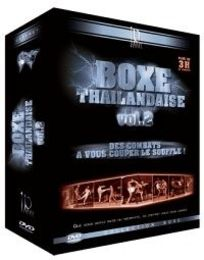 Thai Boxing Muay Thai Vol.2   3 DVD Box!