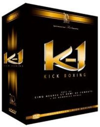 K-1 Kickboxing  3 DVD Box!