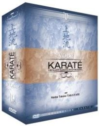 Karate Vol. 2   3 DVD Box!