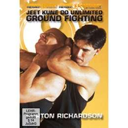 DVD Richardson - JKD Unlimited Ground Fighting