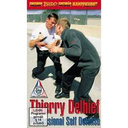 DVD Delhief - Professional Self Defense