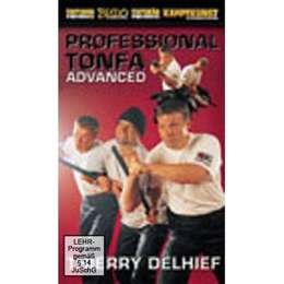 DVD Delhief - Professional Tonfa Advanced