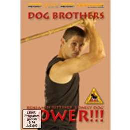 DVD DOG BROTHERS - POWER!!!