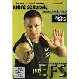 DVD Pulitano - JKD EFS Knife Survival
