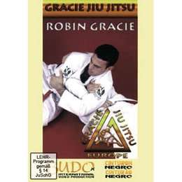 DVD Gracie - Submissions, Exit & Gracie Self Defense