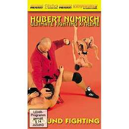 DVD Numrich - Upright Fight