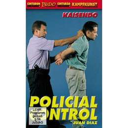 DVD Diaz - Kaisen-Do Policial Control