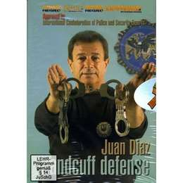 DVD Diaz - Handcuff Defense