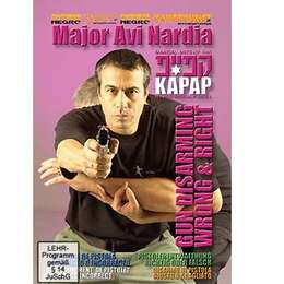 DVD Nardia - Gun Disarming Wrong & Right