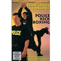 DVD Sanchet-Police Kick Boxing
