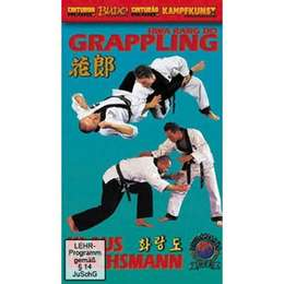 DVD Wachsmann - Hwa Rang Do Grappling Vol.2