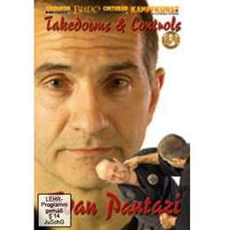 DVD Pantazi - Takedowns & Controls